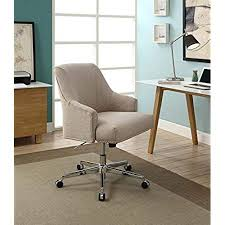 stylish home office chair. Exellent Office Serta Style Leighton Home Office Chair Twill Fabric Beige On Stylish Chair E