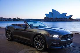ford mustang convertible 2015. Contemporary Mustang Ford Mustang Is BestSelling Sports Coupe Globally Customer Demand For  Iconic Pony Car Continues To Rise  Ford Media Center On Mustang Convertible 2015
