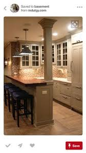 basement bar lighting. like the wood bar top and colour of cabinets also floor is that hardwood or tile basement lighting