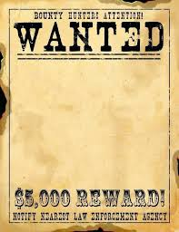 wanted photoshop template vintage wild west wanted poster with old paper texture
