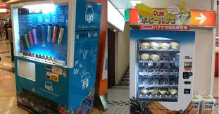 First Vending Machine Dispensed Magnificent 48 Interesting Vending Machines Around The World