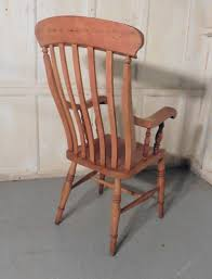 slat back chairs. Victorian Beech And Elm Slat Back Carver Chair Chairs U