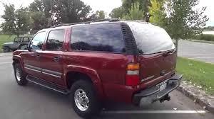 RARE 2003 Chevrolet Suburban 2500 4WD Quadrasteer Low Original ...