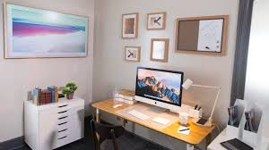 Design A Home Office New Create The Perfect Smart Home Office With Help From TechRepublic
