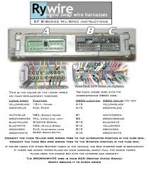 similiar obd0 to obd1 pinout keywords obd0 to obd1 distributor wiring page 2 honda tech