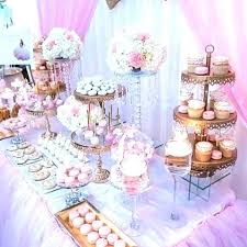 Sweets Table Ideas Baby Shower Baby Shower Candy Table Ideas