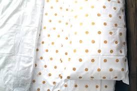 gold polka dot comforter gold polka dot comforter set metallic gold polka dot bedding