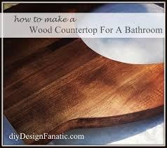 diy bathroom countertop ideas. bathroom counter redo wood budget, ideas, countertops, diy, how to, diy countertop ideas