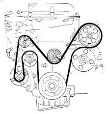 saab belt diagram saab saab repair guides engine mechanical components accessory drive