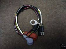 mercury comet performance racing parts 1965 mercury comet 6 cyl alternator wiring harness