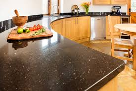 Granite Kitchen Work Tops Granite Worktop In Kitchens Ward Log Homes