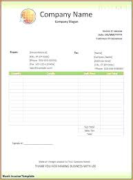 Free Microsoft Word Invoice Template Thedailyrover Com
