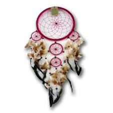 Where To Buy Dream Catcher Extraordinary Dream Catcher 32cm Pink With Black Brown Feathers Incense In Bulk