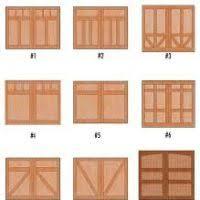 garage door plansPlans For Wooden Garage Doors  saragrilloinvestmentscom