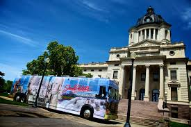 state capitals with the kids pierre south dakota road trips for families