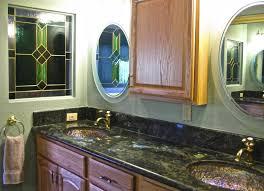 Oceana Designs Granite Remodeled Master Bath With Ocean Twilight Granite Oceana