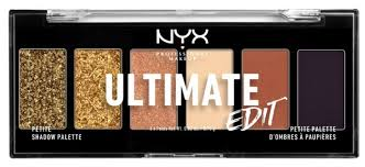 Купить <b>NYX professional makeup</b> Палетка <b>теней</b> Ultimate Edit ...