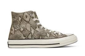 converse grey. converse chuck taylor all star 70 hi \u0027snakeskin\u0027 - black/grey/egret grey s