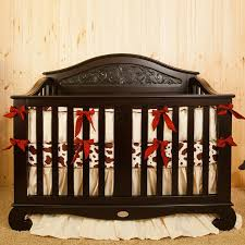 western silk crib bedding set zoom