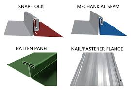 one of the most significant ing points of standing seam metal roofing is the variety of choices and options for customers these choices stretch far