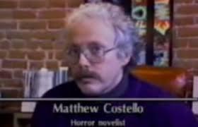 Matthew Costello. Matthew John Costello (born 1948, alternate names: Shane Christopher, Chris Blaine) is the author or co-author of numerous novels and ... - Matthew_Costello