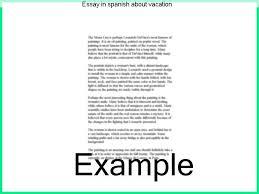 money important essay for ba english