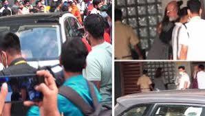 Sidharth Shukla Death: सिद्धार्थ शुक्ला के अंतिम संस्कार पर गौहर खान का  इमोशनल वीडियो - BoldSky