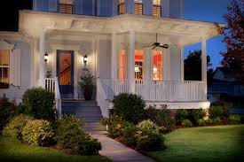 outdoor lighting perspective. Outdoor Lighting · Beautifully Lit Home In Charleston Perspective L