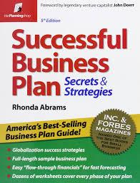 Amazon.com: Successful Business Plan: Secrets & Strategies ...