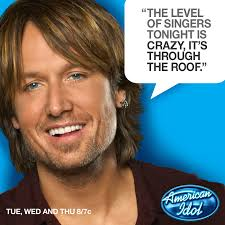 East Coast/Central - do you agree with judge Keith Urban ... via Relatably.com
