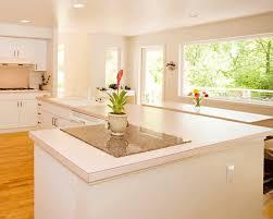 cream laminate countertop