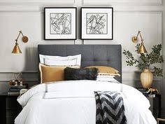 lighting bedroom wall sconces. Make Your Bedroom Feel Star With Bedside Sconces Shop Mydomaine Sconcesa Kae Interiors Lighting Wall O