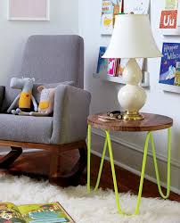 neon furniture. View In Gallery Neon Yellow Table With Wood And Metal Furniture