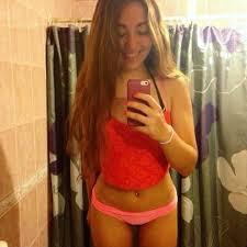 Teenage ass in panties