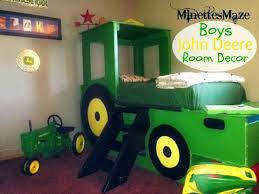 Tractor Themed Bedroom Interesting Decoration