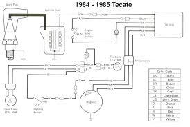 wiring diagram kawasaki klt early models points  wiring diagram kawasaki kxt250a1 1984 kxt250a2 1985 tecate