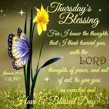 Thursday Blessings With Bible Verse Pictures, Photos, and Images for  Facebook, Tumblr, Pinterest, and Twitter