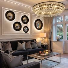 Mirrors For Living Room Decor Wall Decor With Mirrors Ideas Living Room Transitional With Round