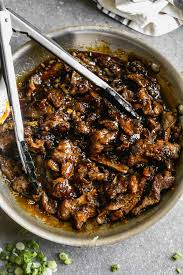 This is the recipetin family version, a copycat of the mongolian lamb we had as. Mongolian Beef Recipe Tastes Better From Scratch