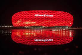 Allianz Arena - das Stadion des FC Bayern München