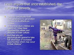 theories of poverty ppt video online  4 lewis