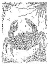 Small Picture 372 best Coloring pages to print Underwater images on Pinterest