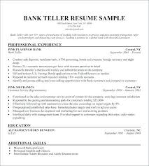 Bank Teller Job Description For Resume Fascinating Bank Teller Manager Resume E For New On Statement Spacesheepco