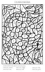 Coloriage Magique Multiplication Cm1 A Imprimer L Gant Image