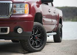 Gmc Tire Size Chart A Guide To Gmc Sierra Tires