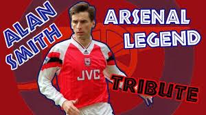 ALAN SMITH - Arsenal legend - YouTube