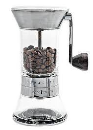 But also a more flavorful cup of coffee. Handground Precision Coffee Grinder Better Grind More Flavor