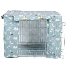 Designer Crates And Cages Amazon Com Lords Labradors Country Park Oilcloth Dog