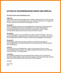 5 General Recommendation Letter Sample Plastic Mouldings