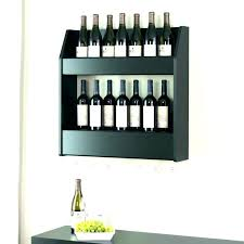 White Wine Racks Wine Rack Wall Cabinet White Wall Wine Rack Mounted Wooden  Shelf Gloss Wine . White Wine Racks ...